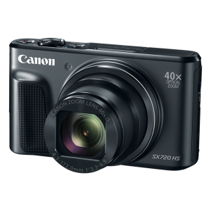 Canon PowerShot SX720 HS boasts new 40x zoom lens with a compact form  factor: Digital Photography Review