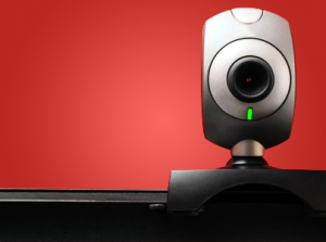 Are You Being Watched Through Your Webcam?