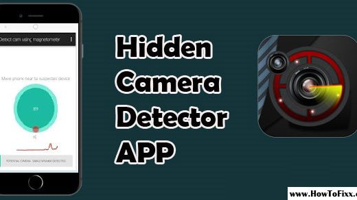 Download Hidden Spy Camera Detector App for Android and iPhone - HowTofixx