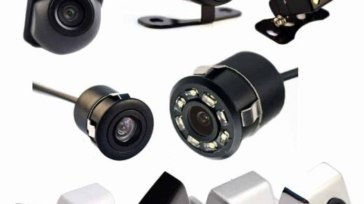 Car Rear View Camera with 4 LED Night Vision Auto Parking Monitor,  Waterproof 170 Degree HD Video - Mr-Gadget.store - live comfy!