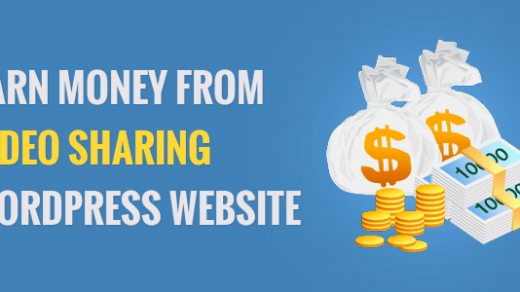How To Earn Money From Your Video Sharing Website | InkThemes