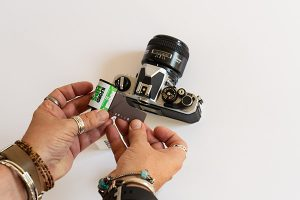 How to load film into a camera - 35mm film photography - ImageExplorers