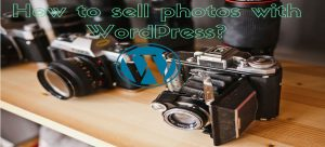 5 Ways How To Sell Photos With WordPress Plugin Or Theme (Comparison)