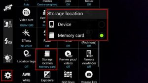 How to save photos to SD card on Galaxy S5? - Samsung Galaxy S5 Guide