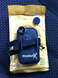 ProductX POV iPhone Camera Case for Video and Photos – A Review | Mountain  Biking Resources .com