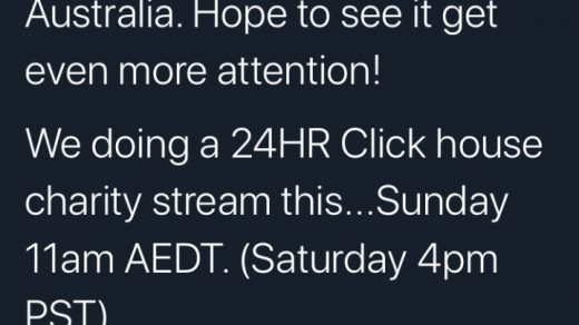 Twitch Streamers Raise Over $200K for Australian Fire Relief