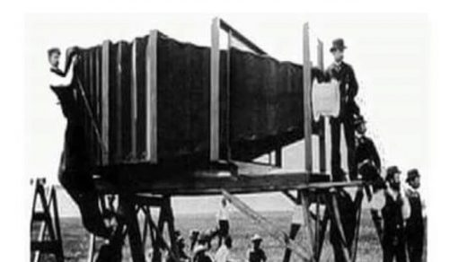O Otega's blog: Which camera took the world's first camera picture?
