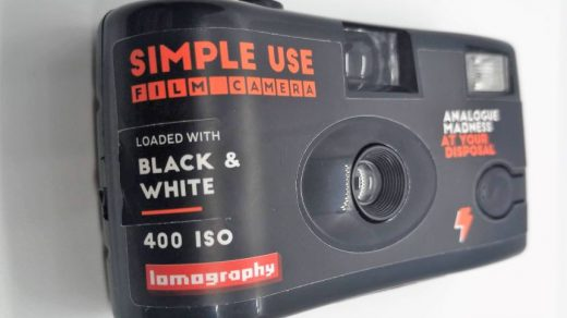 Reloaded And Ready - Lomography Simple Use Camera Review - Canny Cameras