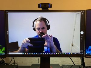 Logitech C920 webcam flickering with a Thinkpad Thunderbolt 3 gen 2 dock?  try this   just another windows noob ?