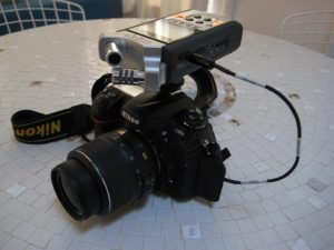Using a Zoom H4n as an On-Camera DSLR Mic - Sam Mallery