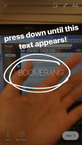 Turn an iPhone Live Mode Picture into an Instagram Boomerang
