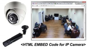 How-to Setup IP Camera Streaming to a Website for Free
