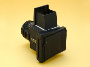 A Hasselblad Camera That Uses Instant Film? | Light Stalking
