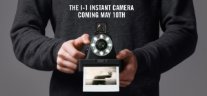 The Impossible I-1, A New Camera Designed to Use Original Polaroid Format Instant  Film