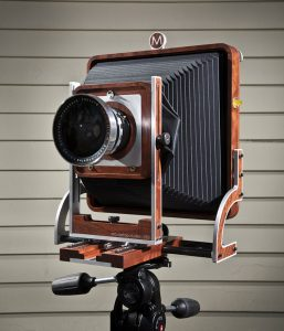 PHOTO CAMERA TIPS -: How to build Large format Folding Camera - III