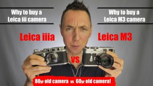 Leica iiia Review (+ vs Leica M3) + Buying old Cameras/ Lenses on eBay