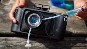 Meet The World's First 35 mm Format Panoramic Camera With A Liquid-filled  Lens   SHOUTS