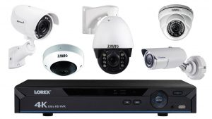 Which IP Cameras are Compatible with a Lorex NVR?