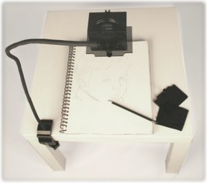 Lucy Camera Lucida: Secret Drawing Tool of the Masters - GetdatGadget