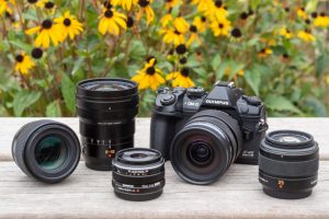 Which mirrorless camera systems have the best lens selection? - Amateur  Photographer