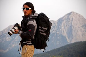 Photos from the Edge: How Adventurer Jimmy Chin Makes a Life & Living with  His Camera