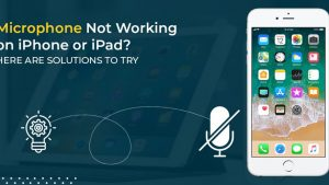 Microphone Not Working on iPhone or iPad? Here are Solutions to Try