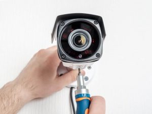 How to Power an Outdoor Security Camera | Planning | Placing » The DIY  Hammer