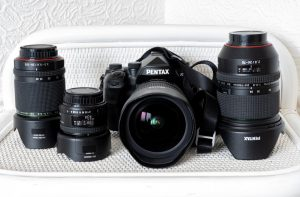 My Cameras – writing and photography