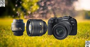 CANON AND NIKON LENSES FOR PORTRAIT PHOTOGRAPHY