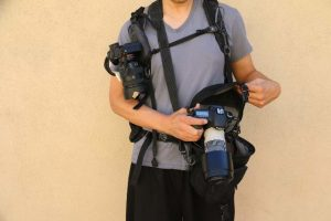 What Is The Best Way To Carry A Pro Camera When Hiking?