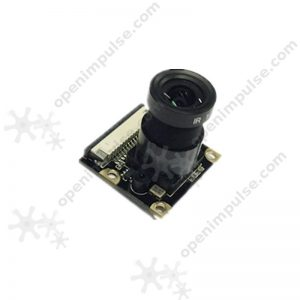 Night Vision Camera for Raspberry Pi with Adjustable Focus | Open  ImpulseOpen Impulse