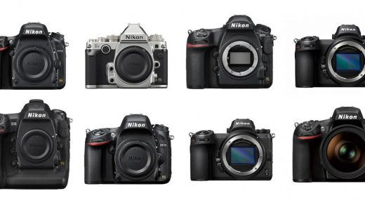 Everything You Need to Know About Nikon Full-Frame Cameras (2019)