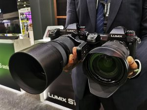 Panasonic's launches LUMIX S Full-Frame Mirrorless Cameras for Middle East  – CriticReviewer.com
