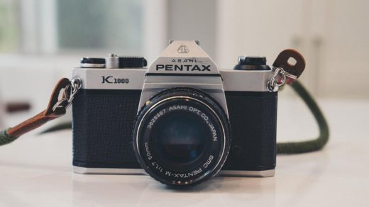 Pentax K1000 Review: My First Hand Experience - Wit and Folly