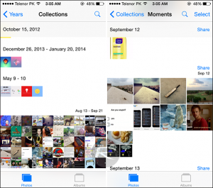Where Is Camera Roll In iOS 8? Here's The Explanation   Redmond Pie