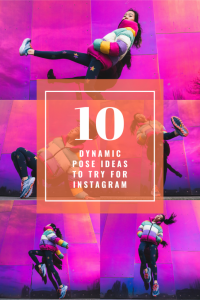 10 Dynamic Photography Posing Ideas to Try for Instagram