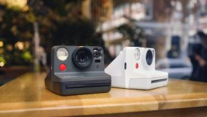 New and More Versatile, Polaroid's Now Camera – COOL HUNTING®