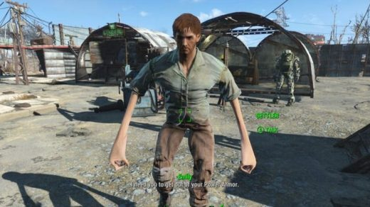 10 Funniest Things That Can Happen In Fallout 4 | ScreenRant