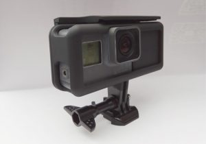 Power BacPac Protective Frame For Gopro Hero 5 Black - linxv