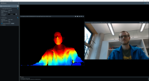 Capturing a 3D Point Cloud with Intel RealSense and Converting to a Mesh  with MeshLab – andreasjakl.com