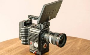 Red Helium 8K camera for hire London • The Gear Factory