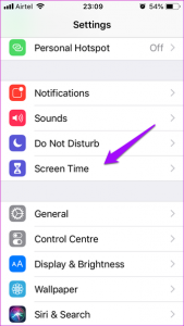 How to Remove Camera Option from Lock Screen on iPhone