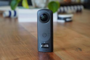 Ricoh's Theta Z1 is the first truly premium consumer 360 camera   TechCrunch