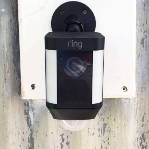 Solar Powered Security With The Ring Spotlight Cam - Lazy Guy DIY