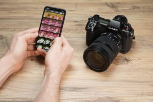 Panasonic Lumix Sync: How to connect your camera to your phone : Connect  your camera to your phone - Amateur Photographer