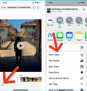 How to Download Instagram Videos to iPhone Camera Roll in 2021