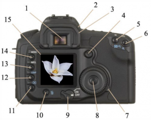 Know Your DSLR Camera: What Do All the Controls Mean?   Light Stalking