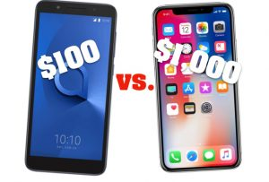 How does a 0 smartphone compare to a ,000 flagship? | Las Vegas  Review-Journal