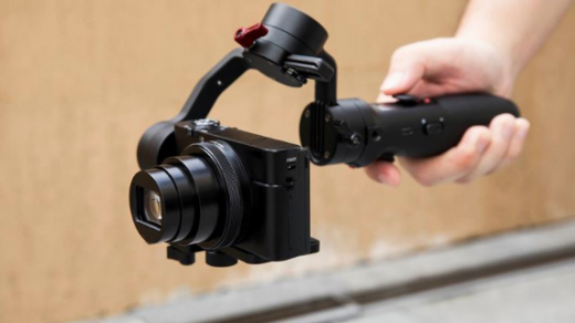 The Best Gimbal For Canon G5X Cameras!