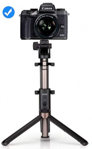 The Best Selfie Stick For Canon G7X Cameras!
